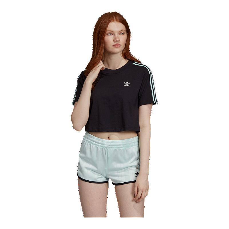 d8136c18 adidas Originals Women's Cropped T Shirt | Sport Chek