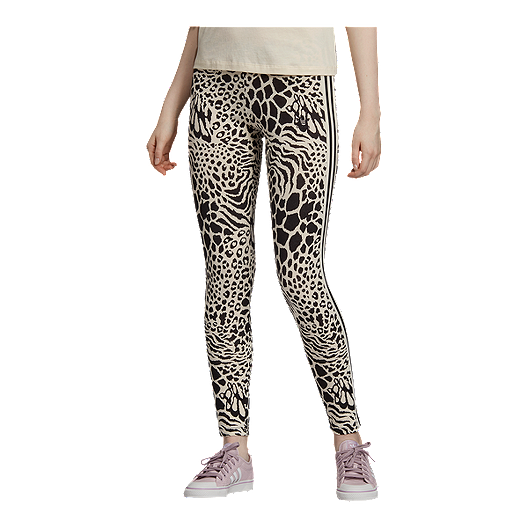 95137e86ebf6d7 adidas Originals Women's Printed Tights | Sport Chek