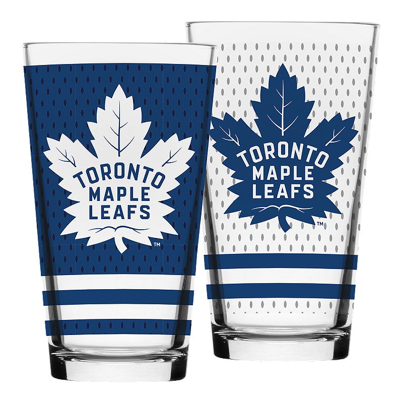 new product 251b4 af1f7 Toronto Maple Leafs 16oz Mixing Glass