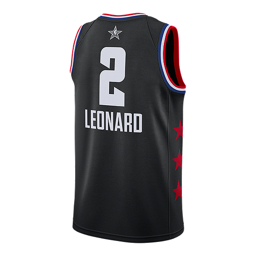 the best attitude 97c08 19ab4 NBA 2019 All-Star Toronto Raptors Leonard Swingman Jersey ...