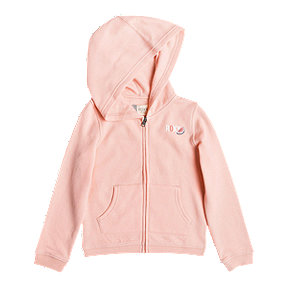 Roxy Girls' 2-6 Mirror Lake Hoodie