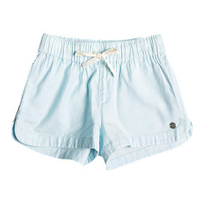 Roxy Girls' 2-6 Wavy Heair Short