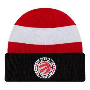 ac35a22e70d243 Toronto Raptors New Era 9FIFTY Tip Off Series Knit