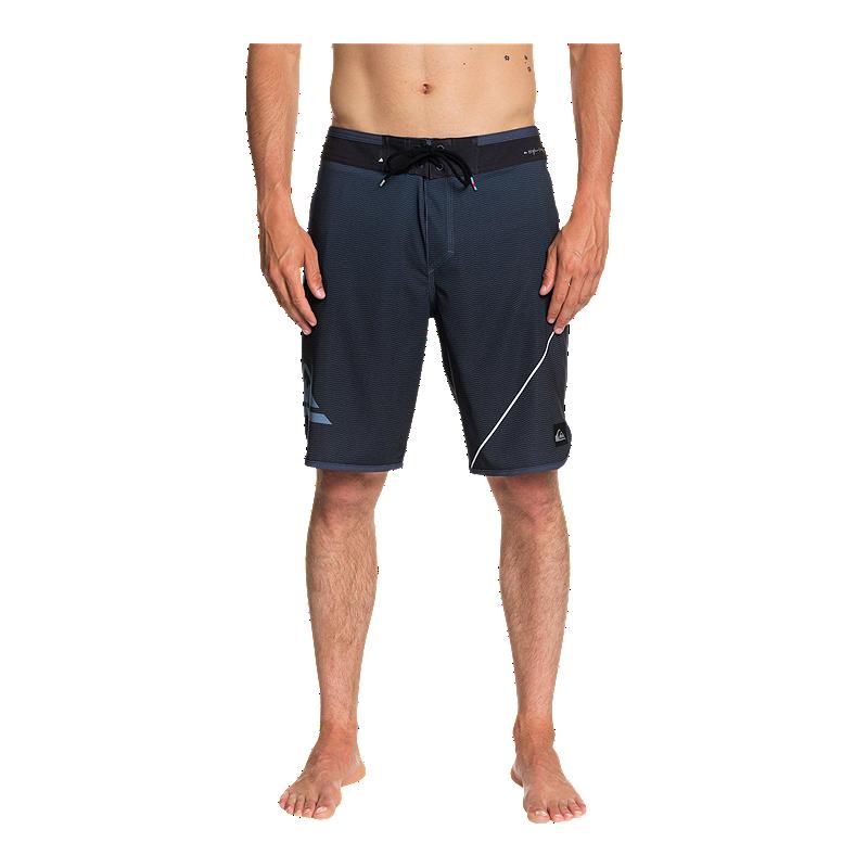 QUIKSILVER Mens New Wave 20 Inch Swim Boardshort