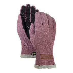 Burton Women s Sapphire Gloves - Port Royal Heather fff798e3b4