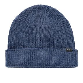 6b41b6f376d07e Vans Women's Core Basic Beanie - Medieval Blue Heather