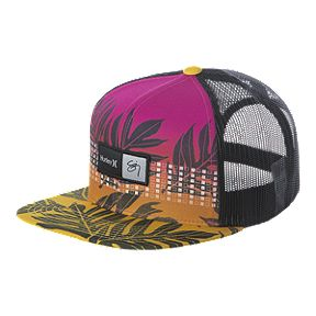 new arrival b4dad be131 Hurley Men s Sig Zane Moorea Hat