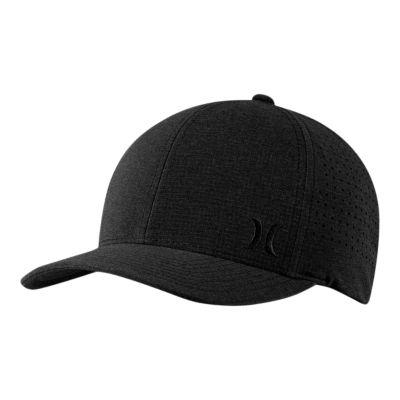 62acfbd6 Hurley Men's Phantom Ripstop Hat - Black