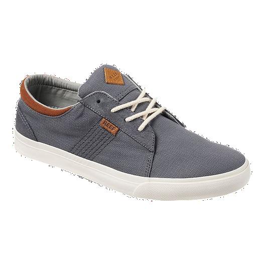 7358dd2dc28b6 Reef Men s Ridge TX Shoes - Grey Tobacco