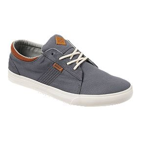 698c37e71 Reef Men s Ridge TX Shoes - Grey Tobacco