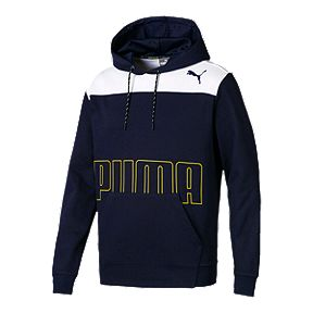 baeb4e1994be PUMA Men s Modern Sports Pullover Hoodie - Peacoat