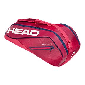 84b33fc81056 Head Tour Team 6R Combi Bag - Red Navy