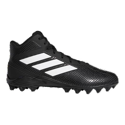 281f3fcba adidas Men s Freak Mid MD RM Football Cleats - Black