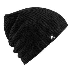 image of Burton Men s All Day Long Beanie - True Black with sku 332771868 81f733707572
