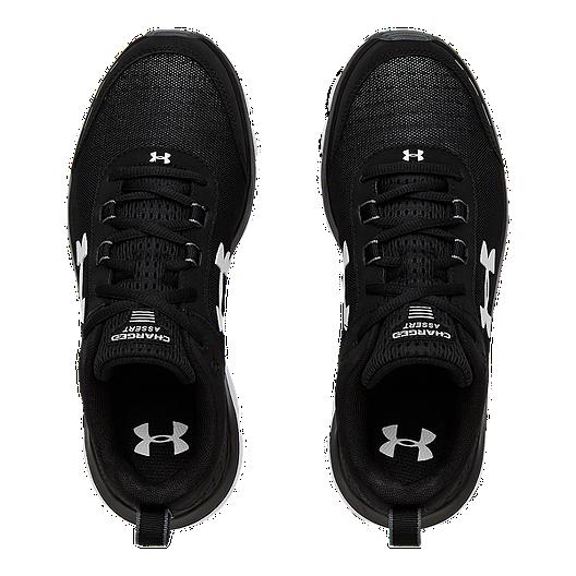 655bf357 Under Armour Women's Assert 8 Training Shoes - Black/White