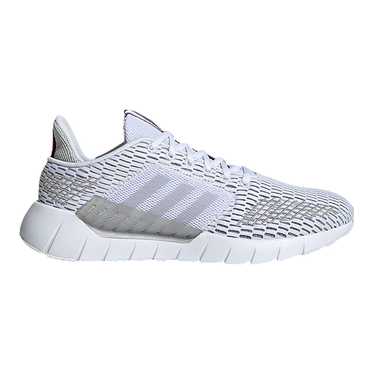 reliable quality ever popular great fit adidas Women's Asweego Climacool Running Shoes - White/Grey ...