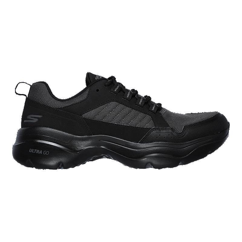 534ac1a796b Skechers Men's Go Walk Mantra Ultra Walking Shoes - Black