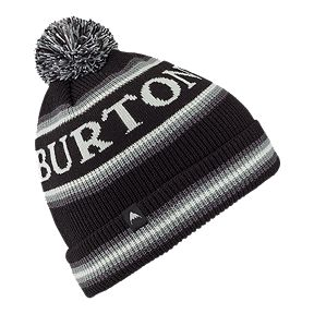 reputable site c77a2 c3936 Burton Boys  Trope Beanie - True Black