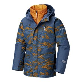 39d97d48f Columbia Boys' Whirlibird II 3in1 Insulated Jacket