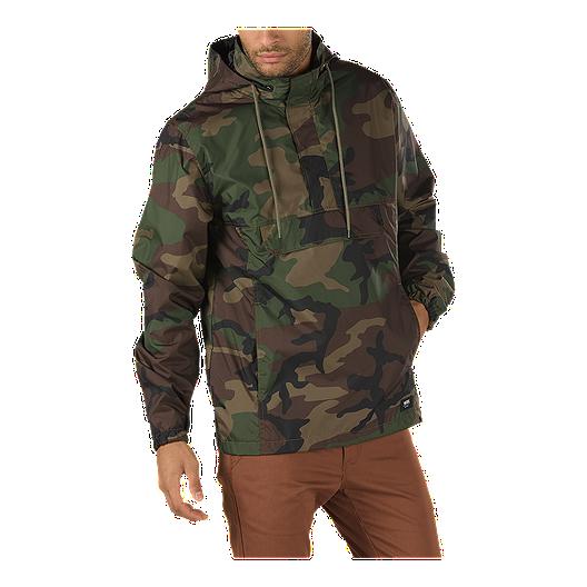57aa85a2 Vans Men's Pinehurst Anorak Jacket