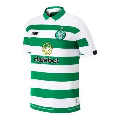 na stopach o Nowe zdjęcia super promocje Celtic FC 2019/20 New Balance Home Jersey
