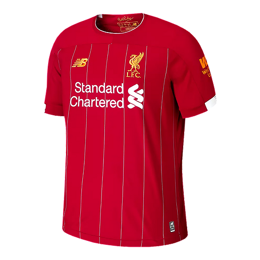 fd3ec8f1de4b8 Liverpool FC 2019/20 New Balance Replica Home Jersey | Sport Chek