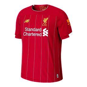 a36c28723 Liverpool FC 2019 20 New Balance Replica Home Jersey