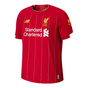 Liverpool FC 2019/20 New Balance Replica Home Jersey