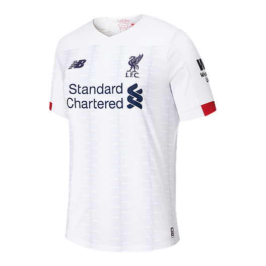 pretty nice 06de2 b74e0 Liverpool FC 2019/20 New Balance Replica Away Jersey