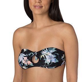 485304e521 O Neill Women s Teegan Bandeau Bikini Top