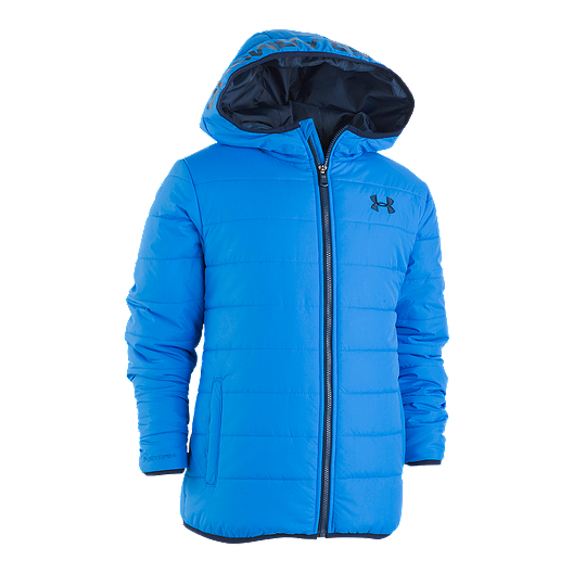 d90c2172 Under Armour Boys' Pronto Puffer Insulated Jacket