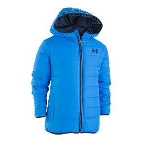 619248fb6 Under Armour Boys' Pronto Puffer Insulated Jacket