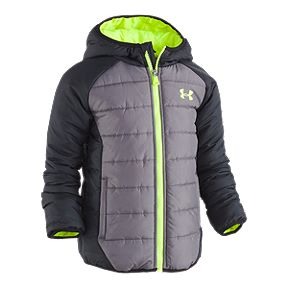 79a62c824 Under Armour Boys' Tuckerman Puffer Insulated Jacket - Red