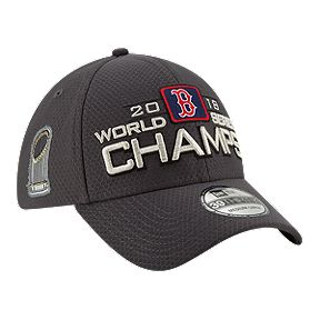 0a8f17c05 Boston Red Sox New Era 39THIRTY 2018 World Series Champions Locker Room Cap