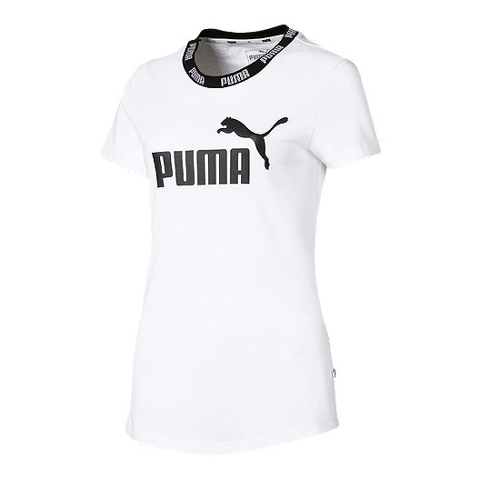 22dab78f324 PUMA Women's Amplified T Shirt | Sport Chek