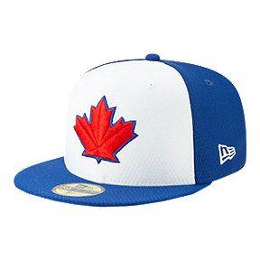 1b015a78708bd1 Toronto Blue Jays New Era 59FIFTY Batting Practice Cap