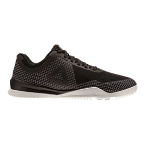 Reebok Men s Froning 1 Training Shoes - Black White Grey 007471b4bc339