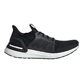 ade9cab5fc684 adidas Men's Ultra Boost 19 Running Shoes - Black/White
