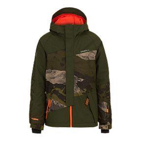 bc11ad2b8 O'Neill Boys' Thunder Peak Jacket