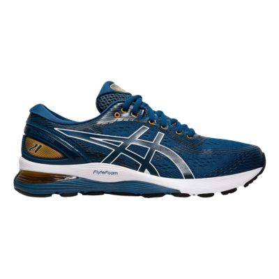 asics trail shoes wide and black