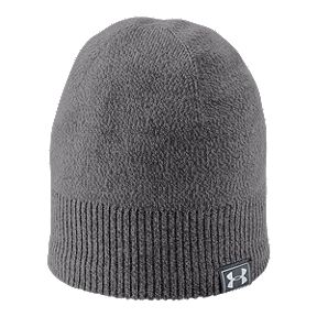 34fbc9c26f893c Under Armour Men's Reactor Knit Beanie - Charcoal