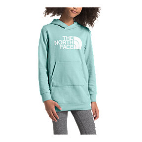 The North Face Girls' Peak Logo Long Terry Hoodie