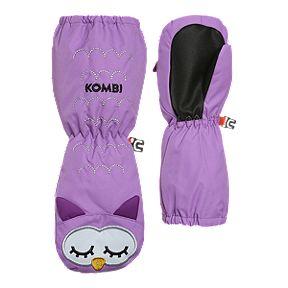 76c9ad26a Kombi Toddler Animal Family Mittens - Owl