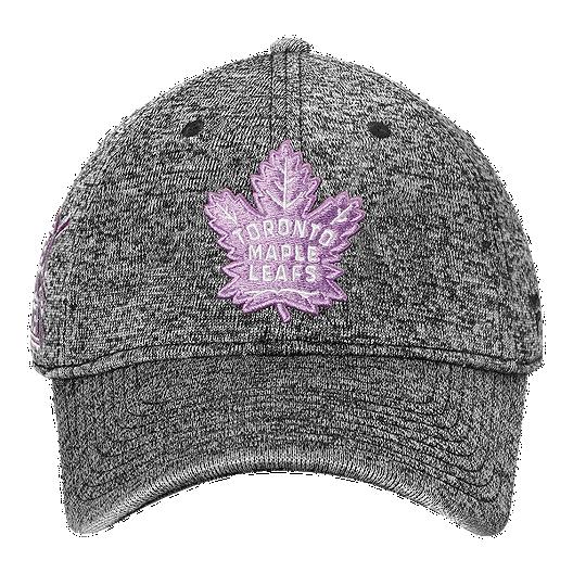 newest 5ea1a a1486 Toronto Maple Leafs Fanatics Hockey Fights Cancer Cap ...