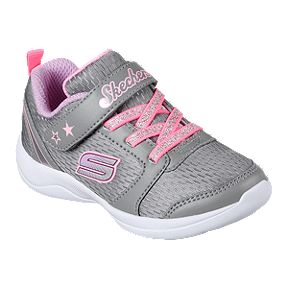 affc9961684f Skechers Toddler Girls  Skech-Stepz 2.0 Shoes - Grey Pink