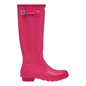 Hunter Women's Original Tall Rain Boots - Pink