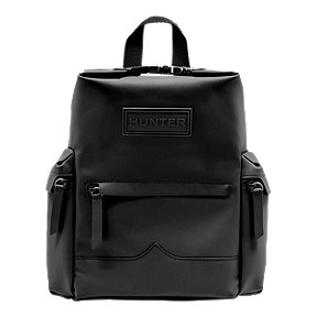 Hunter Original Mini Rubberised Leather Backpack