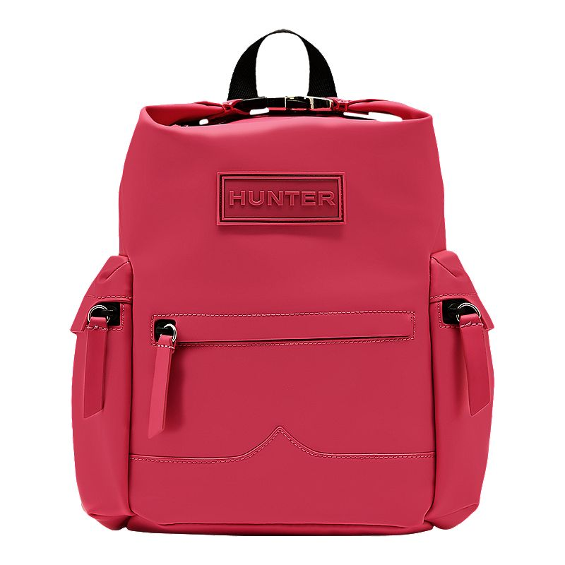 07944d6c4fdf Hunter Original Mini Rubberised Leather Backpack (5054916104128) photo