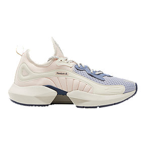 Reebok Women's Sole Fury 2000 Running Shoes - Blue/White/Pink