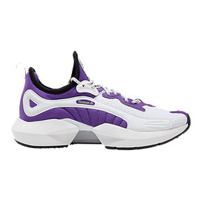 Reebok Women's Sole Fury 2000 Running Shoes - Purple/White